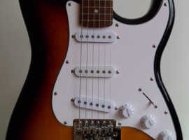 Chord Stratocaster Electric Guitar
