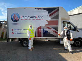 REMOVALS SERVICES/MAN AND VAN /HOUSE MOVING /OFFICE/BIKE MOVER /FLAT MOVING