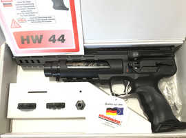WEIHRAUCH WH44  177 cal pcp pistol in South Yorkshire
