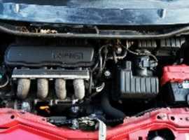 Honda Jazz, 2009 (09), Manual Petrol, 77,890 miles