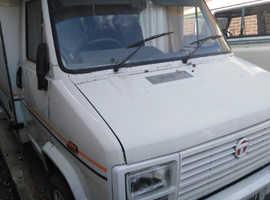 Swap or buy 1989 Talbot express highwayman