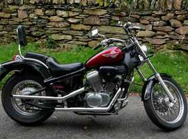 Honda Shadow, 600cc