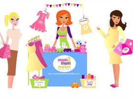 Mum2mum Market baby and children's nearly new sale PLYMOUTH
