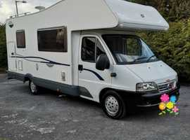 Lovely Motorhome 6 BERTH. ..