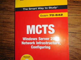ExamCram - MCTS - Exam 70-642 book - very good condition
