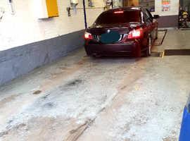 BMW 5 Series, 2007 (57) Black Saloon, Manual Diesel, 151,000 miles