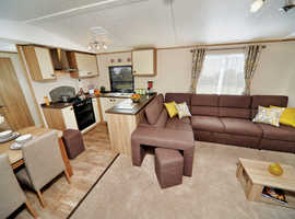 ***END OF SEASON SALE*** NOW ONLY £69,995 Carnaby Oakdale Holiday Lodge for sale Brokerswood Holiday Park, Westbury, BA13 4EH