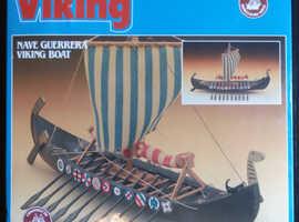 Wooden 'Viking Long Boat' Kit