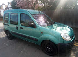 RENAULT KANGOO DCI WITH PROFESSIONAL WHEELCHAIR CONVERSION