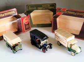 Matchbox vintage  CARS Y29 &Y28=1984/Y30=1985