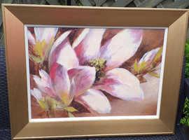 Magnolia Breeze Painting
