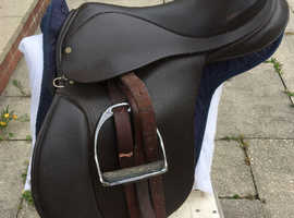 Saddle and bridle for sale