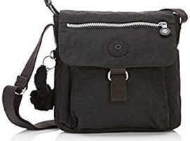 Kipling Raisin Crossbody/Shoulder Bag  Black  Unused