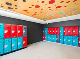Durable and Functional Staff Lockers UK