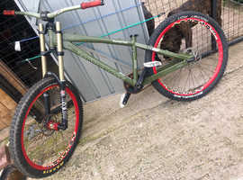Mongoose Thunderball jump bike