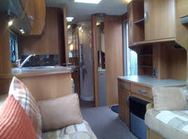2 Berth Swift Challenger 480. Excellent condition reluctant sale