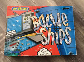 Chad Valley Battleships Board Game Retro