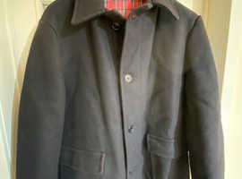 Mens Vintage Donkey Jacket Size L