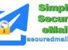 Get your SecuredMail eMail account from only £2.00 inc. vat