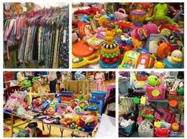 STAINES Mum2mum market baby and childrens nearly new sale Saturday 14th December 2019