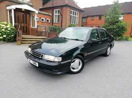SAAB 9000 CSE 2.3 Turbo Auto Hatchback, Low Miles, FSH, Pristine Condition, Immaculate!