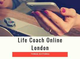 Life Coach Online London - Tomas Svitorka