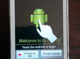 Samsung small mobile
