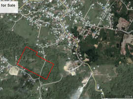 19.9 Acres to develop in Trinidad, W.I.