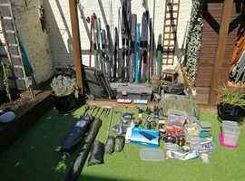 Complete angling equipment (carp, coarse, trout, predators)