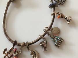 Pandora Disney set bracelet