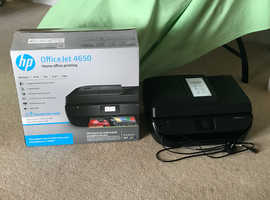 HP Office Jet 4650 Home Office Printer (New)