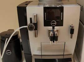 Coffee Machine. Jura Impressa XJ9 Professional Bean To Cup Coffee Machine