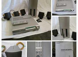 Sony DAV S300 DVD CD Six Speaker System