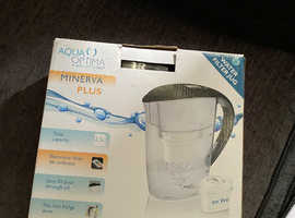 Water filter jug never used