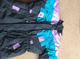 Skiing or snowboarding jacket