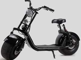 Electric Scooter - 1500w Citycoco REDUCED QUICK SALE !