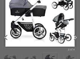 venice 3 and one travel system