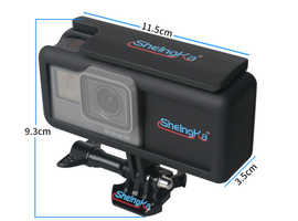 Side Powerbank with Frame for GoPro Hero