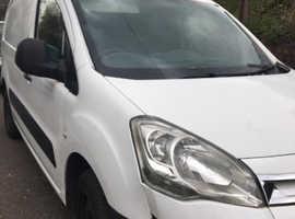Citroen Berlingo 850 1.6 HDI Van NO VAT 2011 61 plate