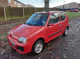 Fiat Seicento new mot 1100cc 68k miles drives fine