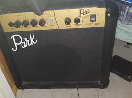 Park by Marshall 10w guitar amplifier