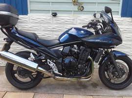 Bandit GSF650 SA K9