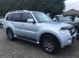 Mitsubishi Shogun 3.2 DI-D Elegance, Very Impressive 7 Seats, LWB Edition, Service History, Superb Condition