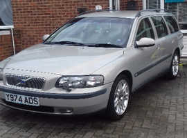Volvo 70 SERIES, 2001 (Y) Silver Estate, Automatic Petrol, 173,000 miles