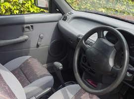 Nissan Micra, 1997 (R) Red Hatchback, Cvt Petrol, 77,250 miles