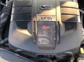 Subaru Legacy, 2006 (06) Silver Estate, Automatic Petrol, 139,000 miles