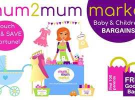 Award Winning Mum2mum Market Nearly New Baby and Children's Sales (Norwich)