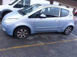 Mitsubishi Colt, 2005 (55) blue other, Manual Petrol, 119 miles