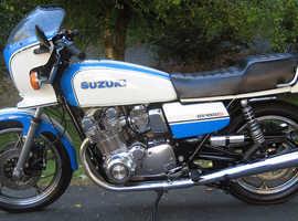 Suzuki GS1000S Wanted Please