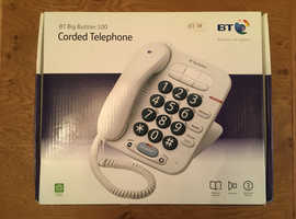 BT Big Button 100 corded phone